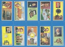 More details for inventions & discoveries.complete set of 50 cards issued by fine fare tea 1965