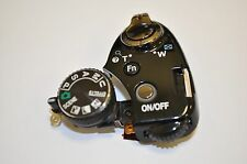 Nikon Coolpix P510 Top Cover Mode Dial Shutter Board Replacement Part A0773