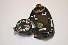 Nikon Coolpix P510 Top Cover Mode Dial Shutter Board Repair Part A0773