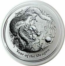 10 oz. Silbermünzen in Lunar