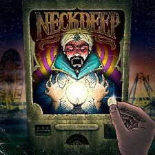 Neck Deep - Wishful Thinking [New CD] Digipack Packaging