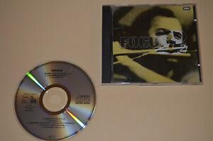 Focus - Focus III 3 / EMI 1988 / Holland / Rar