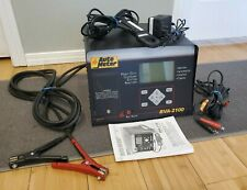 Auto Meter BVA-2100 Heavy Duty Automated Electrical System Analyzer Pre-Owned