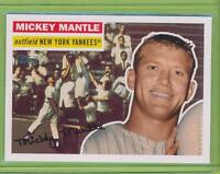 2007 2008 Topps - Mickey Mantle Story (MM59)  New York Yankees