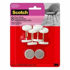 Scotch Nail-in Glides 1-1/8-in 🏴‍☠️ 8/pk