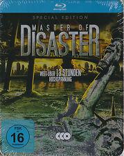 Master of Disaster - Special Edition - Metallbox mit 9 Filmen 3 Blu-Rays - *NEU*