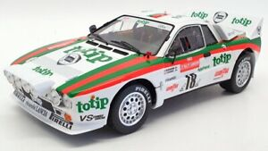 Kyosho 1/18 Scale  08306B - Lancia Rally 037 1983 Saremo Rally Night Version