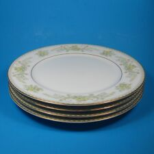 Mikasa GREENBRIAR Dinner Plates Set of 4 L2014 Plate Japan