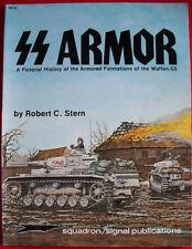 MAGAZINE SQUADRON SIGNAL PUBLICATION SS ARMOR