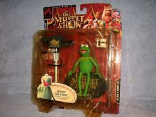 KERMIT the FROG Muppets Show 25 Years Palisades TV Camera MISP New 2002 Series 1