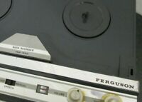 Reel to Reel player belt for FERGUSON 3246, 3247 & 3248 tape player - 3 belts