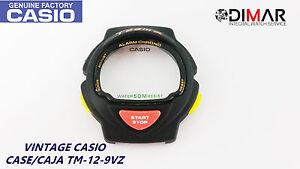 Vintage Case / Boîte Casio TM-12J-9VZ NOS