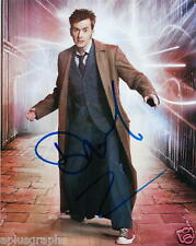 DAVID TENNANT.. Doctor Who - SIGNED