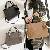Women Designer Handbag Leather Shoulder Messenger Satchel Tote Purse Ladies Bag