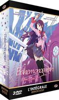 ★Bakemonogatari ★ Intégrale + OAVs - Edition Gold - Coffret 3 DVD