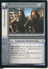 Lord Of The Rings CCG Card SoG 8.U42 A Path Appointed