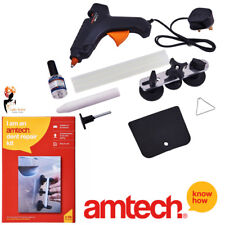 Dent Repair Kit Paint less Remover Bodywork Puller With Glue Gun Amtech J1930