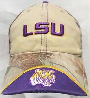 LSU Tigers NCAA Outdoor Cap adjustable cap/hat