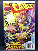 Cable #31  Marvel Comic Book  1996  VF/NM