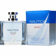 New Men's Nautica Voyage Sport EDT 3.4 Fl Oz ( Retail Box)