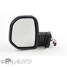Peugeot Partner (7) 04/08- Außenspiegel Spiegel links schwarz elektrisch