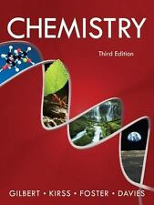 Chemistry Textbook Homeschool 3rd Ed. Softcover by Gilbert Kirss Foster Davies