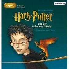 HARRY POTTER UND DER ORDEN DES PHÖNIX 3 MP3-CD NEU