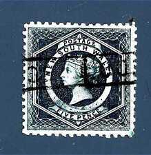 NEW SOUTH WALES - NUOVO GALLES DEL SUD - 1871-1884 - Regina Vittoria. T2195
