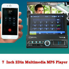 7 Inch 7110 2Din Multimedia HD MP5 Player Radio Car SUV Stereo FM BT Touchable
