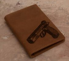 CZ Shadow 2 Leather Hunter I.D Card Wallet Case :: High Quality Product