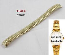 TIMEX Cinturino di ricambio t27801 flessibile strechband 11 mm acciaio inox