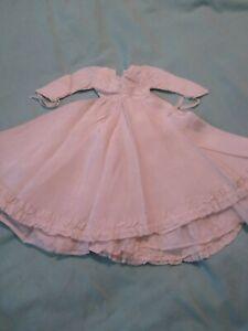 Antique Effanbee Wedding Gown