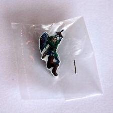 Zelda Pin, Link (Anstecknadel / Anstecker / Badge / Button) // Nintendo ★RAR★