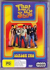 That 70s Show - That '70's Show Season Two - DVD 4 x DVD Region 4