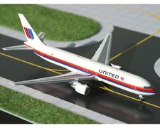 GEMINIJETS UNITED AIRLINES 70-80'S CS B767-300 N647UA 1:400 SCALE GJUAL448