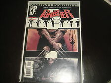 THE PUNISHER #16 Garth Ennis Marvel Kinghts Comics - NM 2002