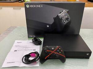 Xbox One X 1 Tb 4K HDR in garanzia pari al nuovo - NO CONTROLLER
