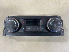 2009-2012 RAM 2500 Heat AC Control Dual Zone Climate Temperature controller