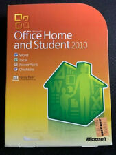 Microsoft Office 2010 Home and Student Family Pack  For 3PC- Perfect Condition!!