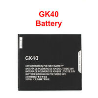 OEM GK40 Battery 2800mAh For Motorola Moto G4 G5 Play E4 XT1607 XT1609 XT1670