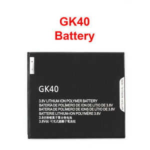 OEM SPEC GK40 Battery 2800mAh For Motorola Moto G4 G5 E4 XT1607 XT1609 XT1670