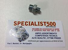 RACCORDO NIPLES RITORNO OLIO SUL MOTORE FIAT 500 126 EPOCA
