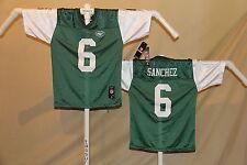 Mark Sanchez NEW YORK NY JETS Reebok NFL JERSEY Youth Large NWT green 2eea40931