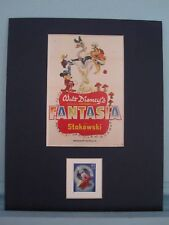 Mickey Mouse's Fantasia honored by its own stamp