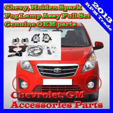 Fog Lamp Light Assy Complete Kit 2010 2011 Chevy Holden Spark Genuine OEM Parts