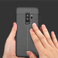 Ultra-Slim Shockproof Soft TPU Rubber Armor Case For Samsung Galaxy S9 / S9 plus