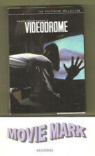 VIDEODROME 1983 (Criterion Collection) #248 2 Disc DVD James Woods D. Cronenberg