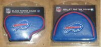 Buffalo Bills NFL Blade & Mallet Putter Golf Club Head Cover Embroidered