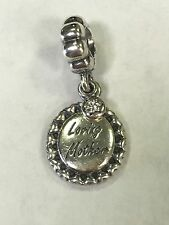 Pandora Loving Mother Dangle Charm with Clear Cubic Zirconia
