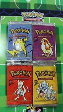 EMPTY Base Set 2 Pokemon Booster Box Pack Full Art Set